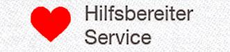 Hilfsbereiter Service